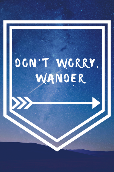 DON'T WORRY, WANDER stars